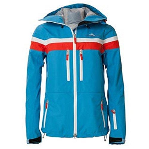 J. lindenberg giacca invernale W Alaska JL 3Ply da donna Blue 6431S