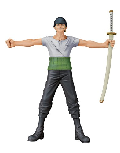 One Piece - Dramatic Showcase Vol 1 - Roronoa Zoro 13 cm [Importación francesa] 1
