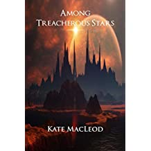 Among Treacherous Stars (The Travels of Scout Shannon Book 3) (English Edition)