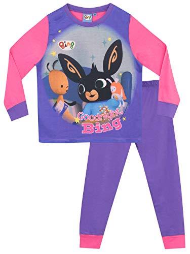 Bing pigiama a maniche lunghe per ragazze 3-4 anni