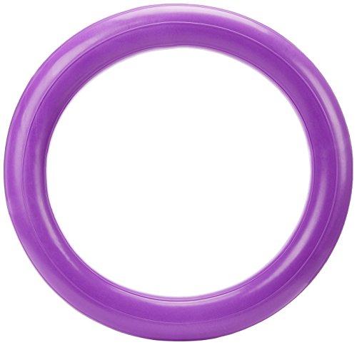 Trideer Ballschale/Anti-Burst Aufblasbaren Ring mit Pumpe Set Kit für Gymnastikball von 65 bis 85cm Durchmesser (Nur Ring)
