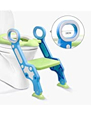 GOCART with G Logo ABS Plastic Foldable Potty Training Chair