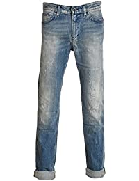 Hugo Boss Homme DELAWARE350329279437 Bleu Coton Jeans