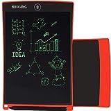 LCD Writing Tablet 8.5 Zoll HUIXIANG Schreibtafel LCD Elektronischer Notizblock Digital Schreiben Tabletten Grafiktablet Weihnachtsgeschenke für Kinder ab 3/4/5/6/8/10 Jahre Jungen Mädchen Schule Rot