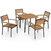 Amazon.es: Últimos 90 días - Conjuntos de muebles de jardín ...