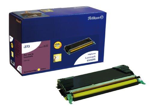 Pelikan Toner-Modul 1373y ersetzt Lexmark C5222YS, Gelb, 3000 Seiten - 3000 Gelb Toner