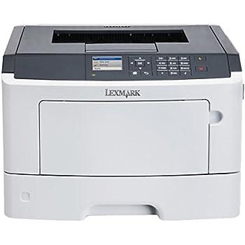 Lexmark MS415DN - Impresora láser (1200 x 1200 DPI, 80000 páginas por mes, Microsoft XPS, PCL 5e, PCL 6, PDF 1.7, PostScript 3, PPDS, 40 ppm, 6,5s)