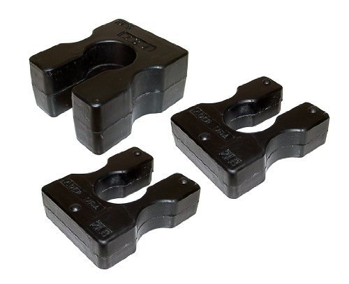Gewicht Stack Adapter dazugehörige 2,27kg & 2x 1,13° kg von Ader Sporting Goods (Adapter Gewicht Stack)