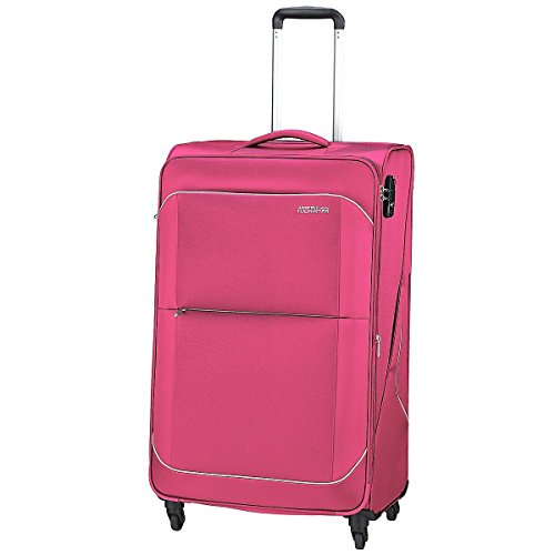 american-tourister-sunbeam-4-roues-69-25-extensible-valise-68-cm-75-l-summer-rose