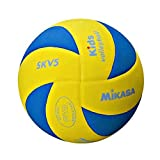 Mikasa Volleyball SKV5, blau / gelb, 1117