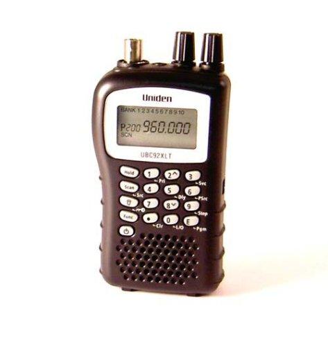 "VHF- / UHF Handscanner ""UBC92XLT"""