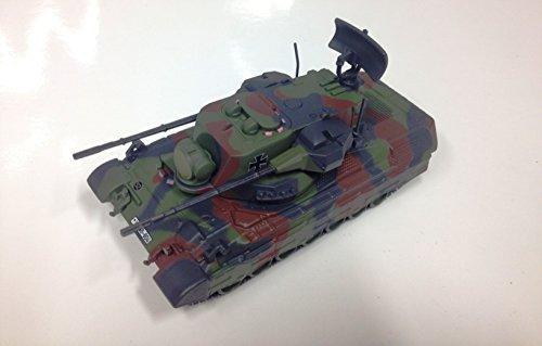 PANZER 1:72 MILITARY VEHICLE PANZER WAR WW2 Flakpanzer Gepard Germany 20