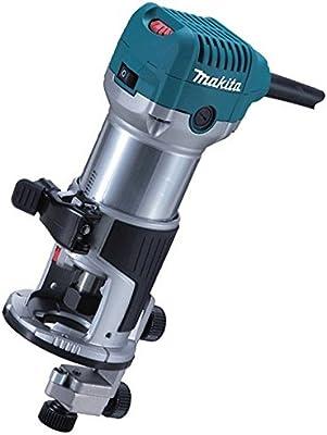 Makita RT0700C - Fresadora eléctrica (710 voltios)
