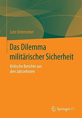 Das Dilemma militärischer Sicherheit