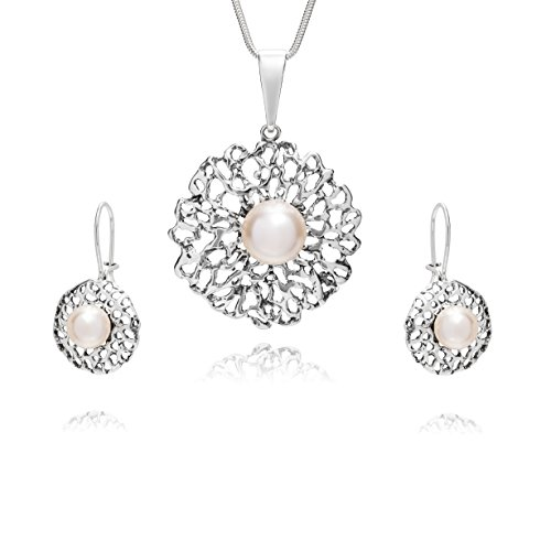 LillyMarie Donne Parure Gioielli Argento Sterling ...