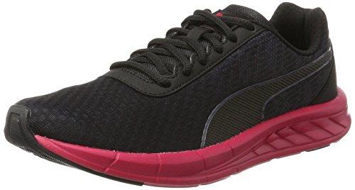 Puma Damen Comet Outdoor Fitnessschuhe, Schwarz (Black-Love Potion), 38 EU (Sport Schuhe Puma Damen)