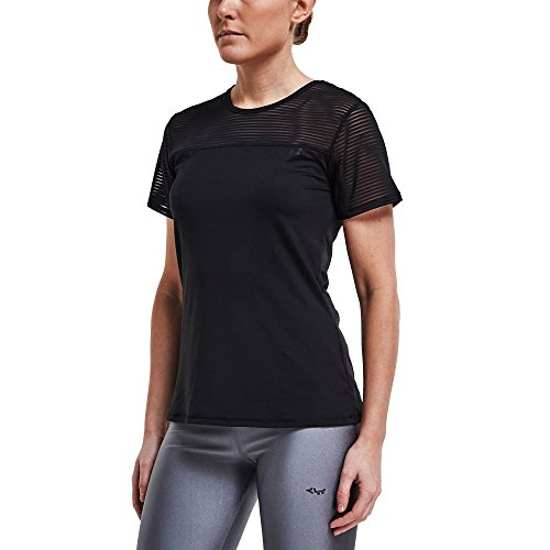 Rohnisch Womens Miko T-Shirt - AW17 Black
