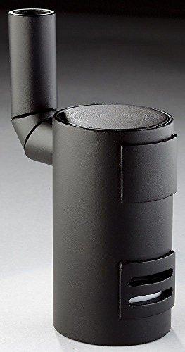 Kahlert Licht Accesorios 49.650 -Mini Muñecas '- Metal Horno, Negro