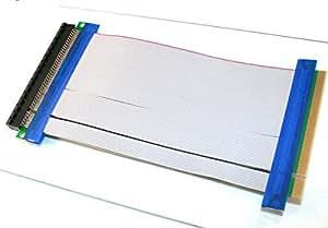 Flex nappe cable riser extender pour express card pCIe 16 x pCI-e 16x extension cable