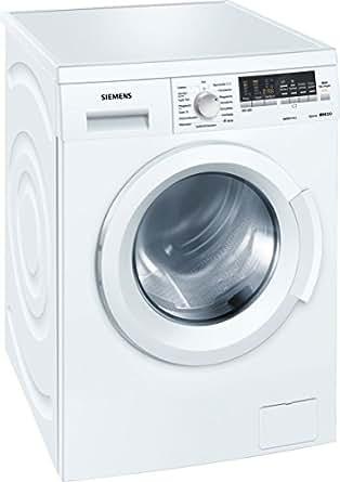 Siemens WM14Q442: Amazon.co.uk: Large Appliances