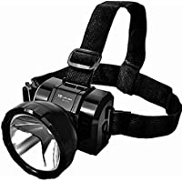 Glowbase Long Range High Power Rechargeable Headlamp with Lithium-ion Battery Farmers, Fishing, Camping, Hiking, Cycling…