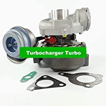 GOWE Turbocompresor Turbo para Turbocompresor Turbo 717858 GT1749 V para Audi A4 A6 1.9 TDI (