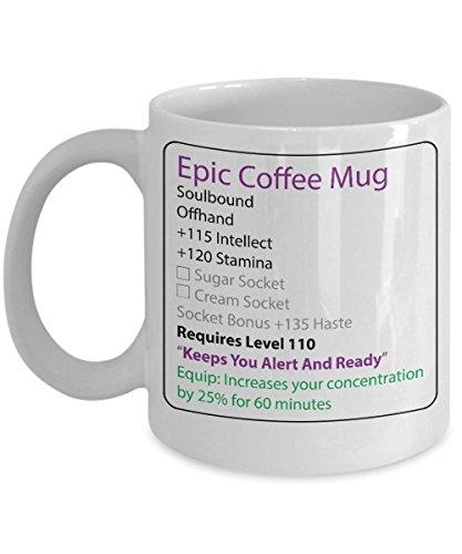 Valentine Coffee Mug MMO Mug MMO Coffee Mugs Gaming Mugs World of...