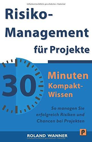 Risikomanagement für Projekte - 30 Minuten Kompakt-Wissen: Die wichtigsten Methoden und Werkzeuge für erfolgreiche Projekte