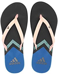 wholesale dealer b7918 4afb3 adidasB23738 - Chanclas Eezay Mujer, Anaranjado (Clear OrangeGreyTrue  Blue)