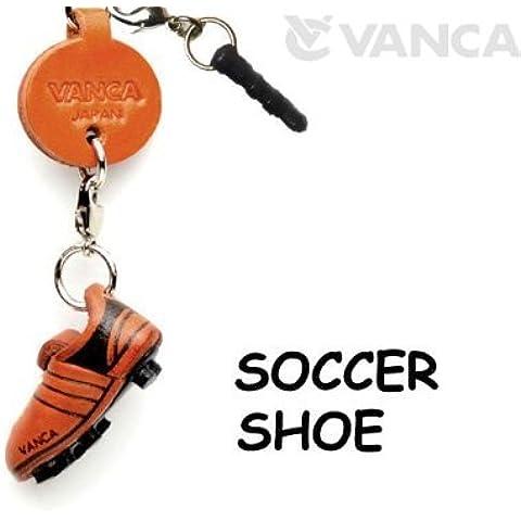 Calcio scarpe in pelle merci Earphone Jack Accessori tappo antipolvere/Cap/orecchio Jack * VANCA * MADE IN JAPAN # 47581