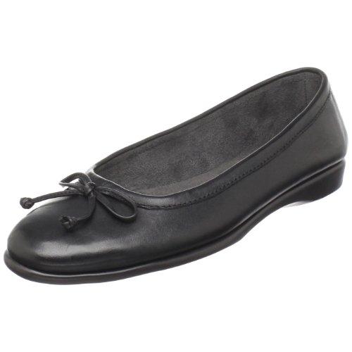 Aerosoles Teashop Synthétique Chaussure Plate Black