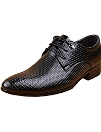 reputable site b0848 c5385 Amazon.it: Scarpe Da Uomo A Punta - Scarpe stringate basse ...