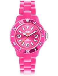 Ice-Watch Armbanduhr ice-Solid Unisex Pink SD.PK.U.P.12
