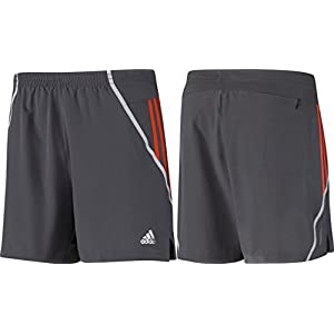 adidas Climalite Jogging/Lauf Shorts RSP DS 5in s X18279 Grau Gr. XS/42/158 cm