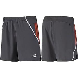 "Adidas Climalite Jogging/ Lauf Shorts ""RSP DS 5in s"" X18279 Grau Gr. XS/42/158 cm"