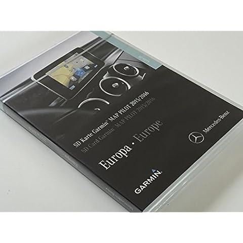 Garmin Map Pilot SD card 2015/2016, [Importado de Reino Unido]
