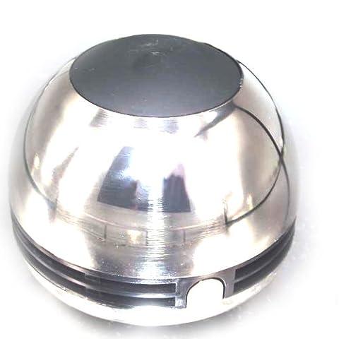 Ramasse Miettes - Mini Aspirateur de Table - Chrome / Design - Trudeau ®