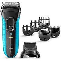 Braun Series 3 3010BT Shave & Style Rasoirs Électriques Homme Wet & Dry avec Tondeuse à Barbe de Précision