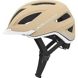 ABUS Pedelec - Casco urbano para bicicleta, color beige, M (52-57 cms)