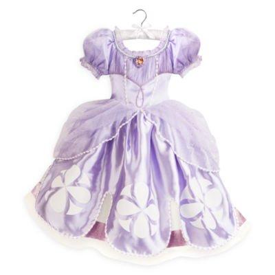 üm Kleid für Kinder Größe 9 - 10 Jahre, Disney Original ()