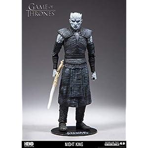 Juego de Tronos Réplica Game of Thrones Figura Rey de la Noche 15cm, Multicolor (MC Farlane MCF10653-4) 2