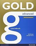 Gold Advanced Coursebook: Advanced