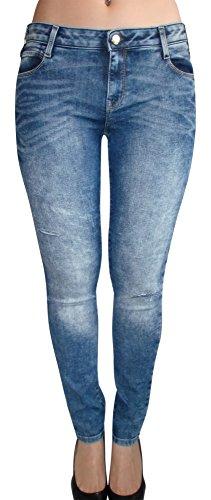 MET Jeans -  Jeans  - Donna Denim Blue 56