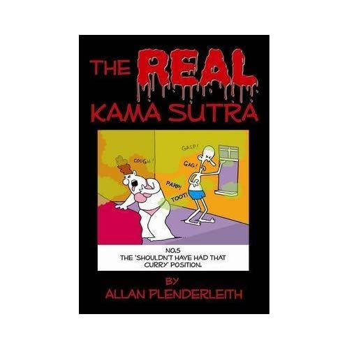 [(The REAL Kama Sutra)] [By (author) Allan Plenderleith] published on (January, 2009)