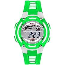 8a8cc56e4b68 reloj digital y sumergible niño - Amazon.es