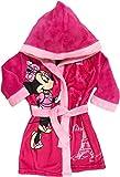 Mgs33 Peignoir Minnie Mouse Rose Candy pour Fille Age 6 Ans, Tout Doux, Superbe Couleur,Disney