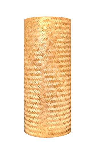 Nature LOUNGE Bambusflechtmatte 240 x 120 cm - 1 Stück - verleihmte Bambus Fasermatte als...