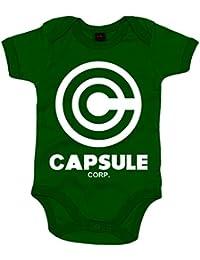 Body Bebé Dragon Ball Capsule Corp