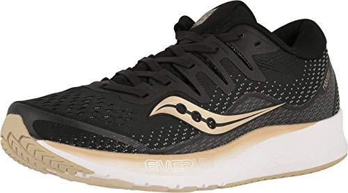 Saucony Ride ISO 2 Schuhe Damen Black/Gold Schuhgröße US 7 | EU 38 2019 Laufsport Schuhe
