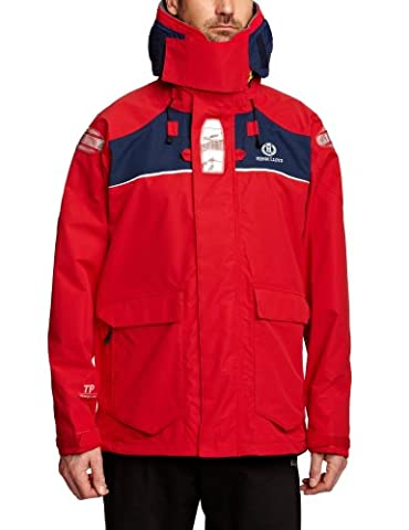 Henri Lloyd Ultimate Cruiser Jacket - Red, Small
